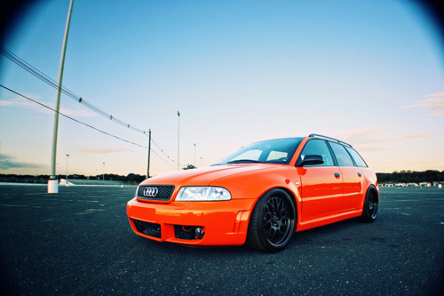audi-inny :      Arbens widebody A4  by  Adrian Zielinski  on Flickr.