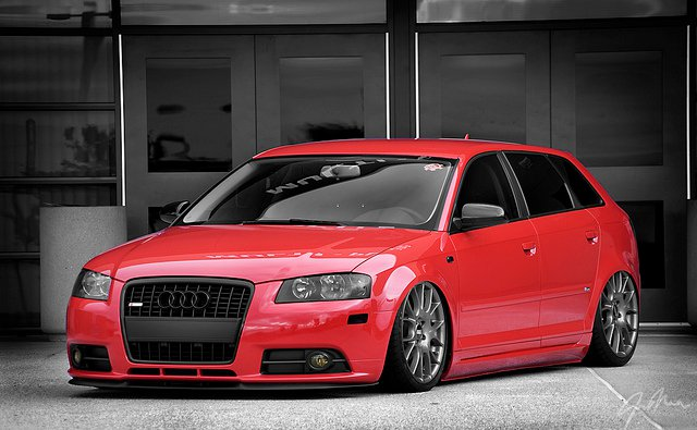 audi-inny :      wedoitforthemoneyobviously :     hhhnnnggg     I love Jason's A3. His interior is amazing as well.