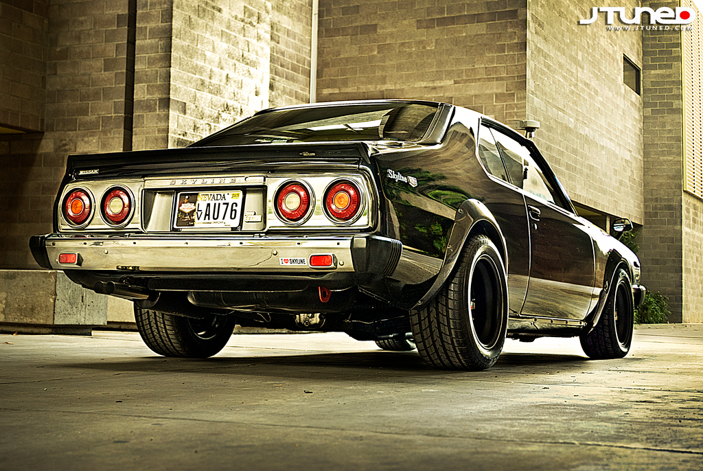 shirakiphoto :     My first JTuned feature back in the day: Oshima's 1977 Skyline