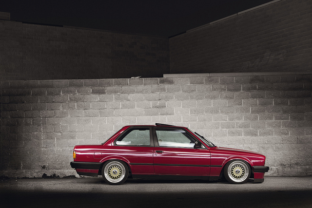 stancedubgirl :      Steve's E30  by  DeathLens | MJB Photo  on Flickr.