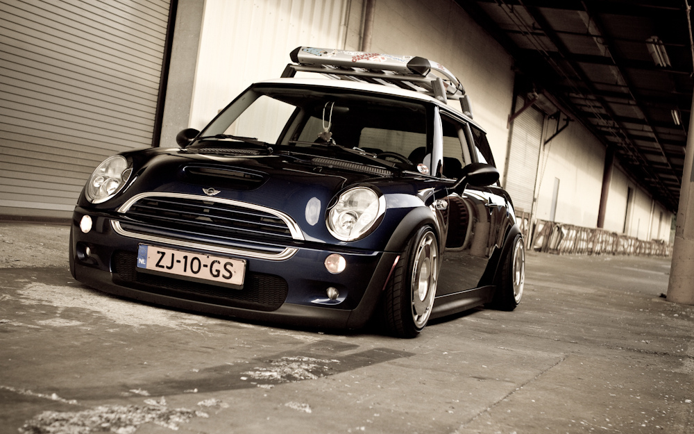 hollerdumped :     Simply Mini.