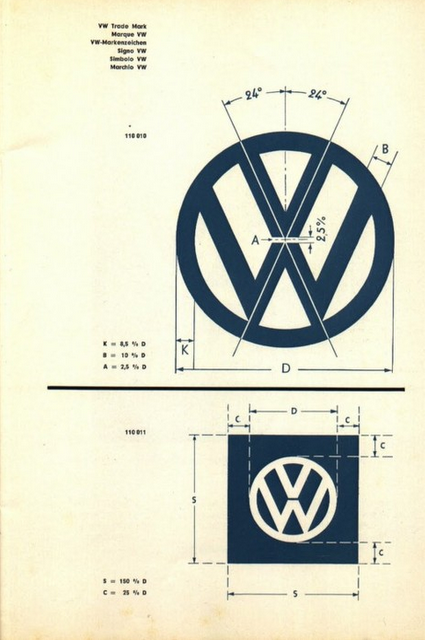 gilbertmusings: VW Logo