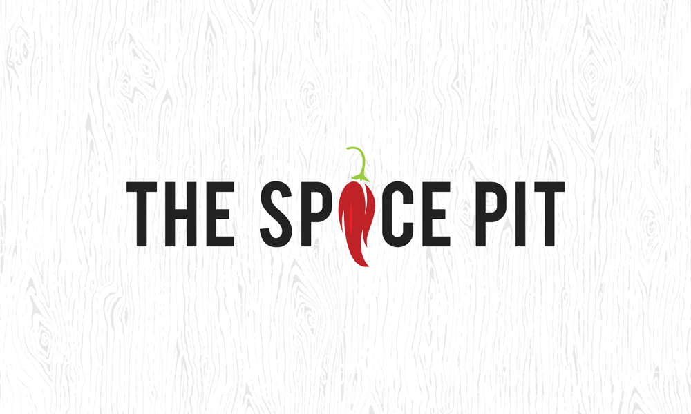 The Spice Pit: Creative Direction, Branding, Identity Design, Web Design & Development