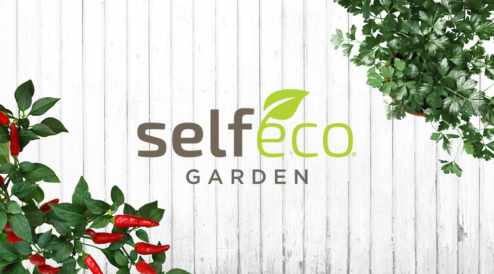 SelfEco Garden Packaging:   Creative Direction, Branding, Retail Package Design, Wholesale Package Design, Photography