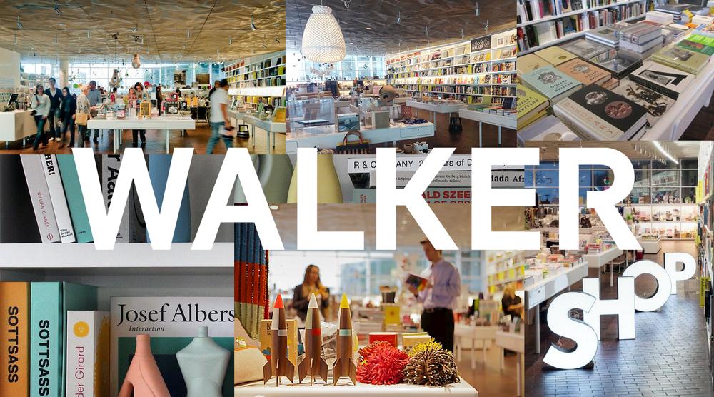 Walker Art Center Shop:   Web Design & Development, Creative Direction