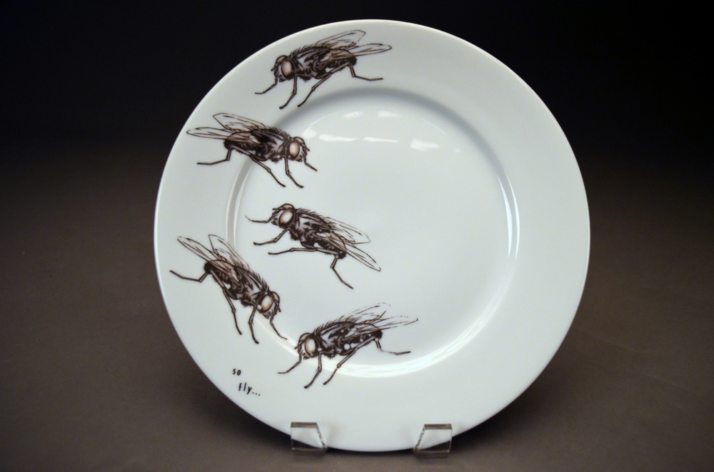 So Fly Plate
