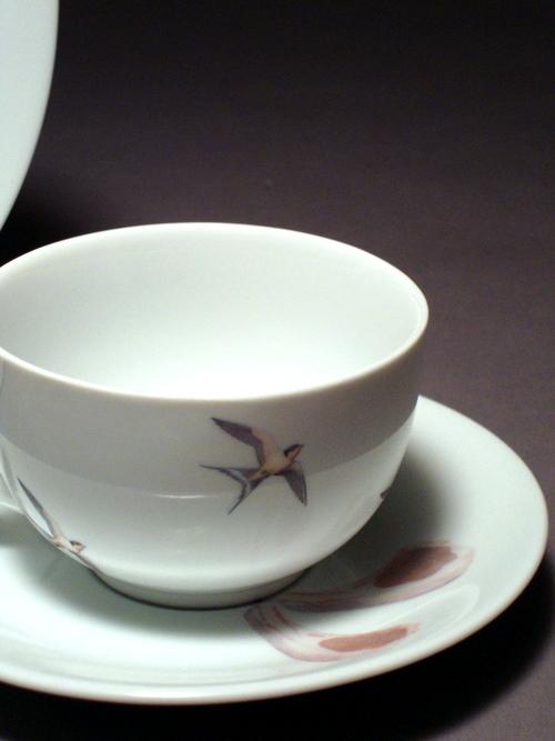 Southern Manhood Tableware (1. Boyhood)