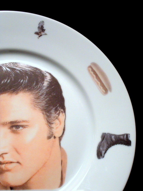 Southern Manhood Tableware (2. Coming of Age)