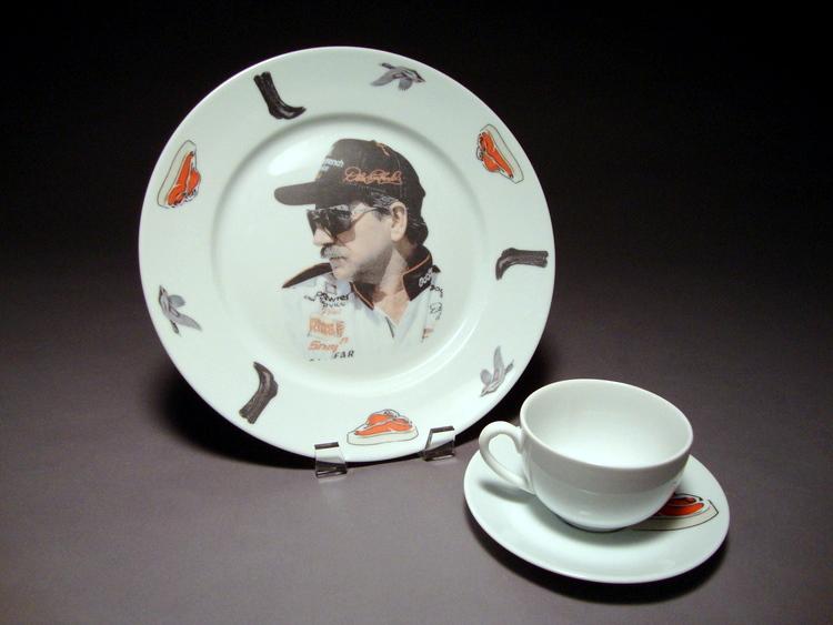 Southern Manhood Tableware (3. Manhood)