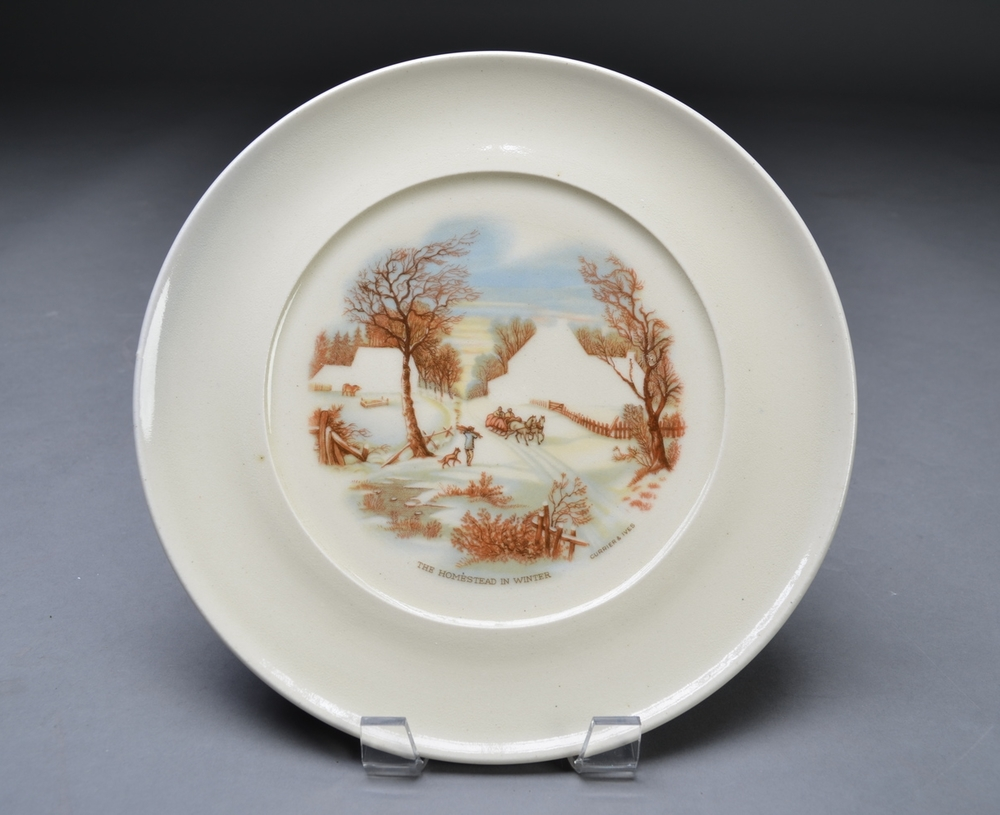 Collectable Plate (Homeless 1)