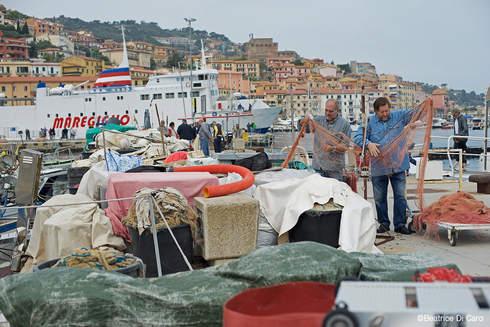 Gone Fishing is a project about the ageing community of fishermen in the Monte Argentario, an area in the South of Tuscany in Italy.