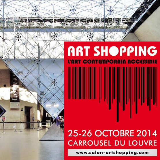 Salon art shopping fair le carrousel du louvre paris - Salon carrousel du louvre ...