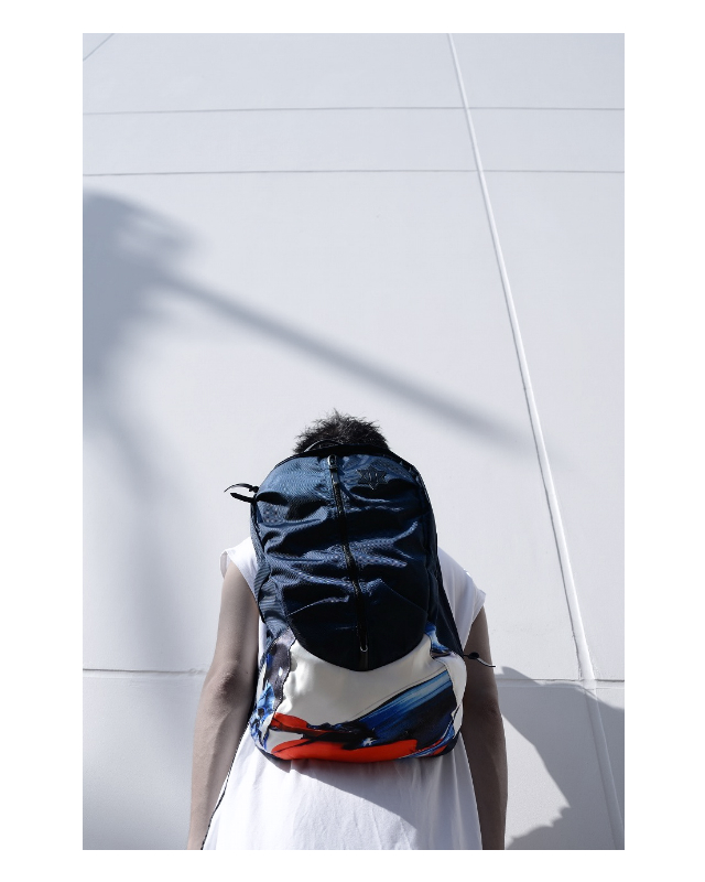 Peter Rive X G3O - backpack