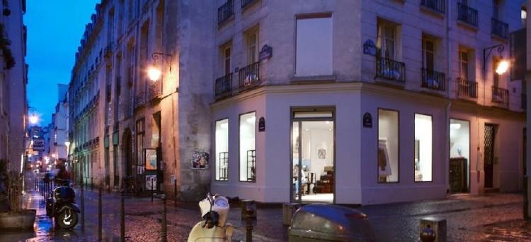 Peter Rive - Gallerie Metanoia, Paris