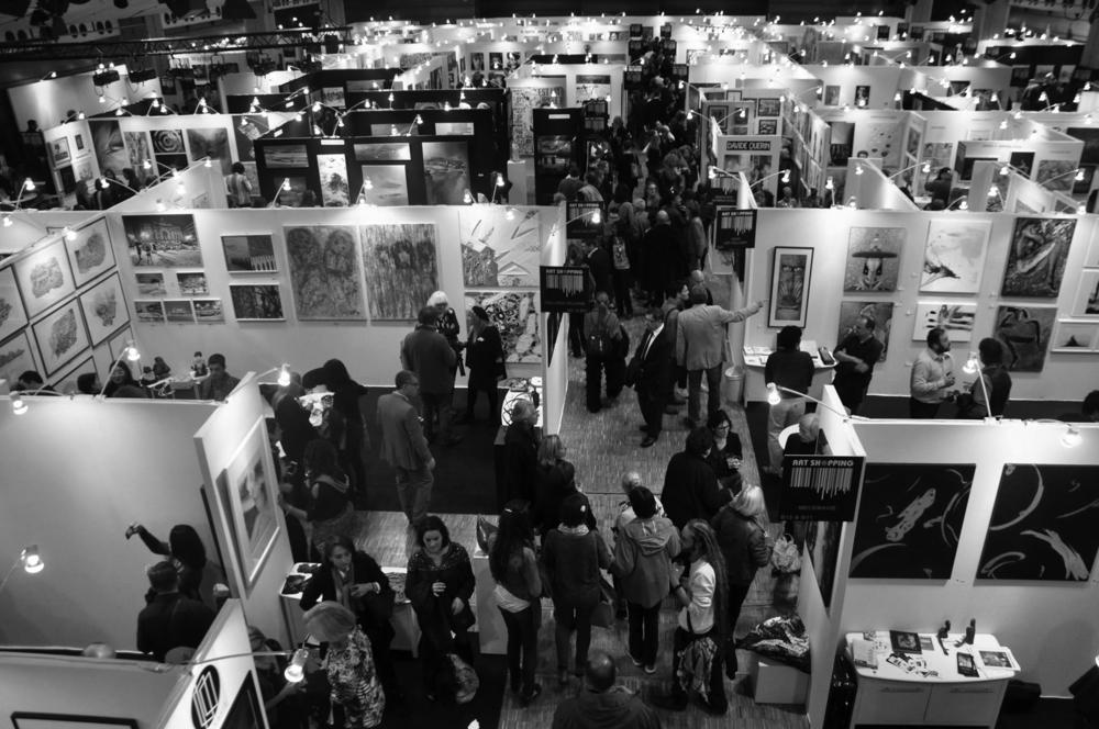 Peter Rive - Salon Art Fair 2014