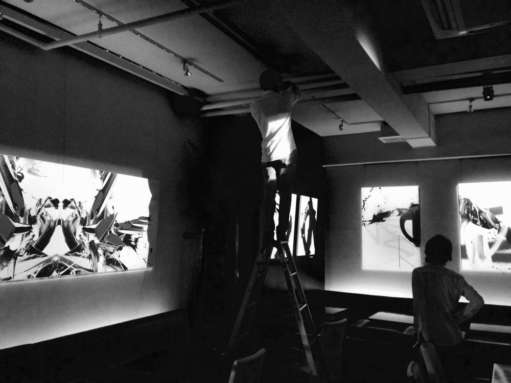 Peter Rive - Live Installation @ Fireking