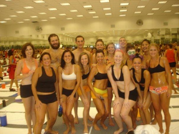Group 6, Bikrams Teacher Training Acapulco, on Halloween2008.