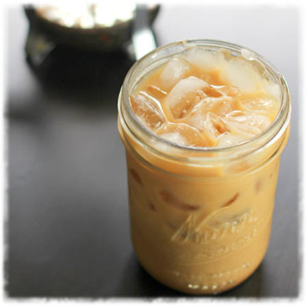 Maria's Simple Iced Coffee
