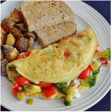 Sunrise Omelet