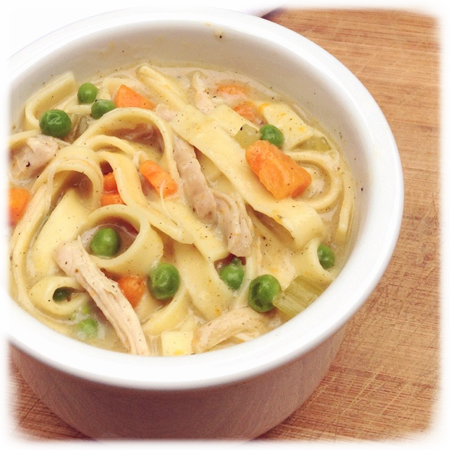 Old Fashioned Chicken & Noodles