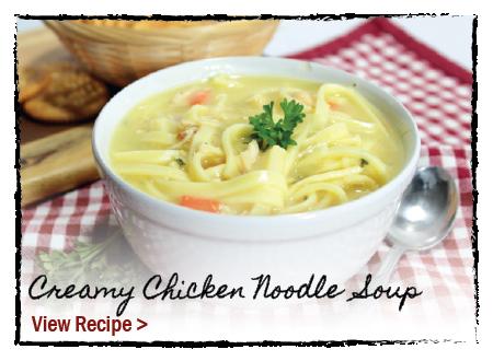 Copy of Creamy Chicken Noodle Soup
