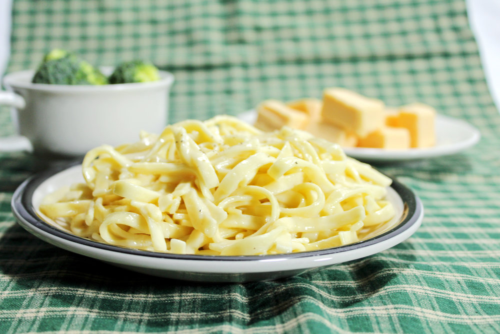 Cheesy Noodles - View Recipe