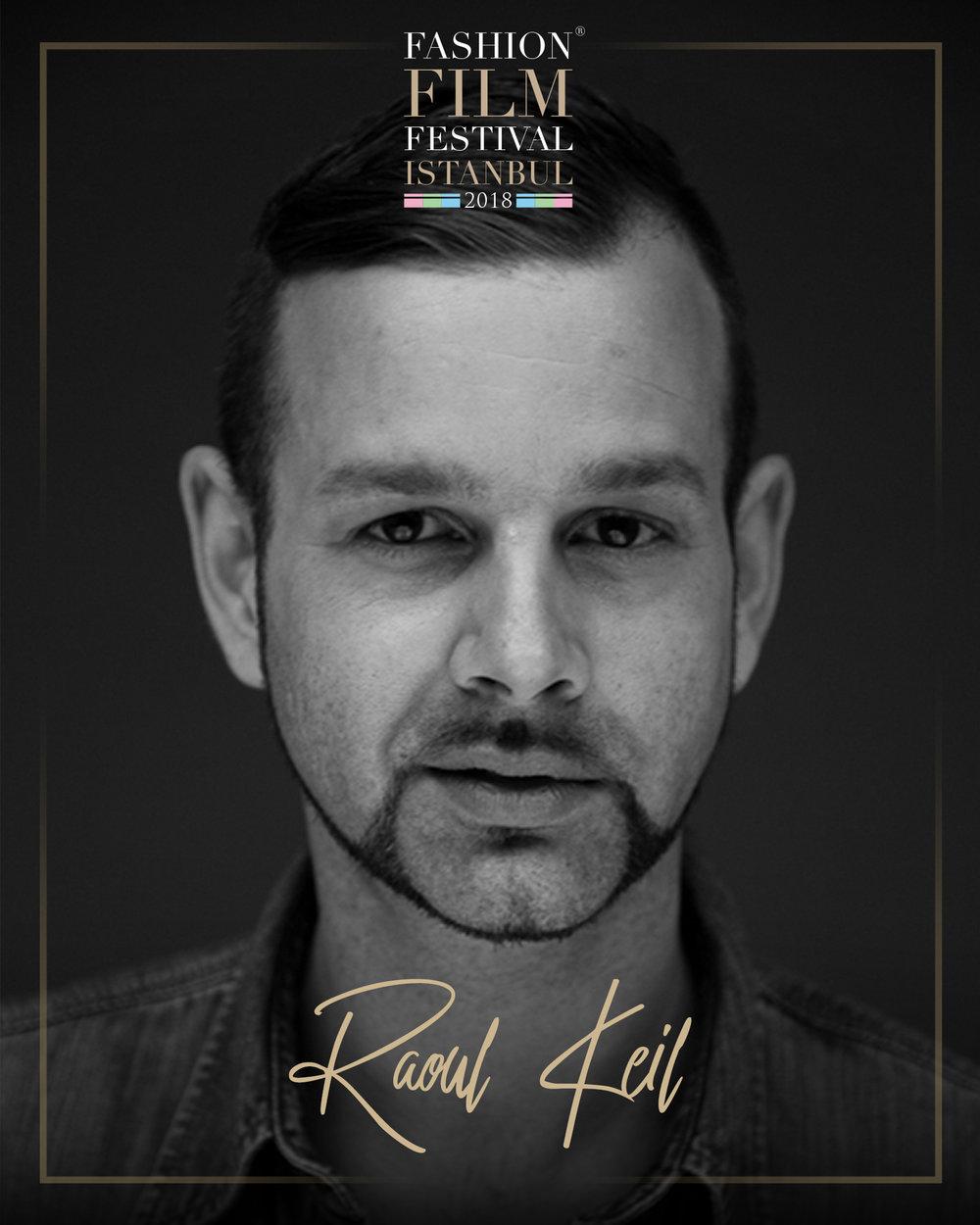 Raoul Keil    Founder & Creative Director    schön! Magazine