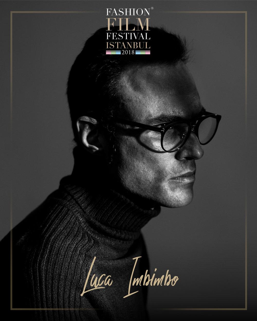 Luca Imbimbo    Senir Editor    Fucking Young! Magazine