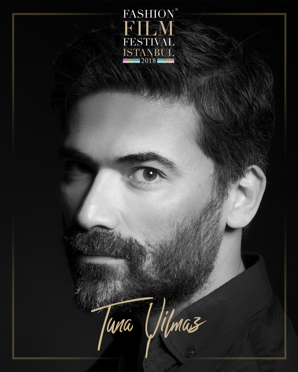 Tuna Yılmaz    Producer & President    Fashion Film Festival Istanbul