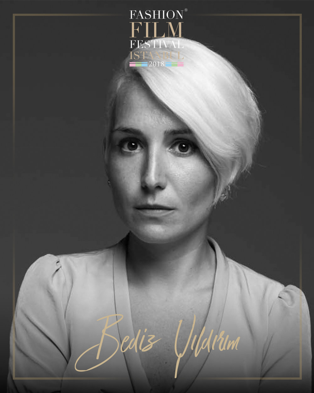 Bediz Yıldırım    Digital Projects Manager    GQ & Vogue Turkey