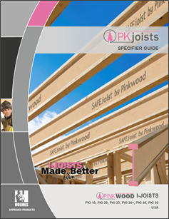 US PinkWood I-Joists Specifier Guide