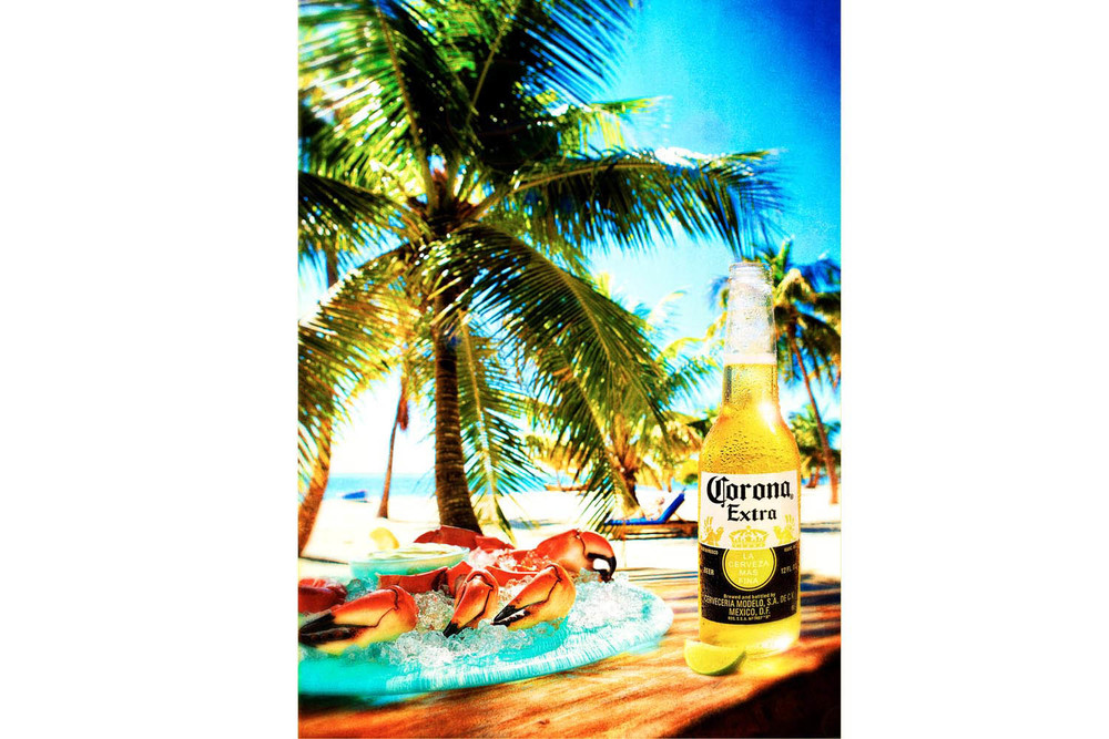 Corona Beer on the Beach.jpg