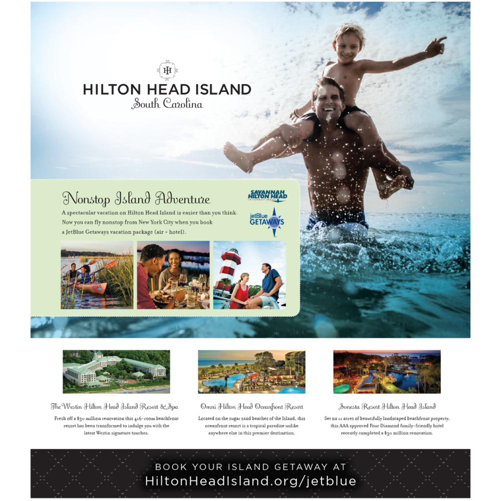 Hilton Head Island Visitor and Convention Bureau