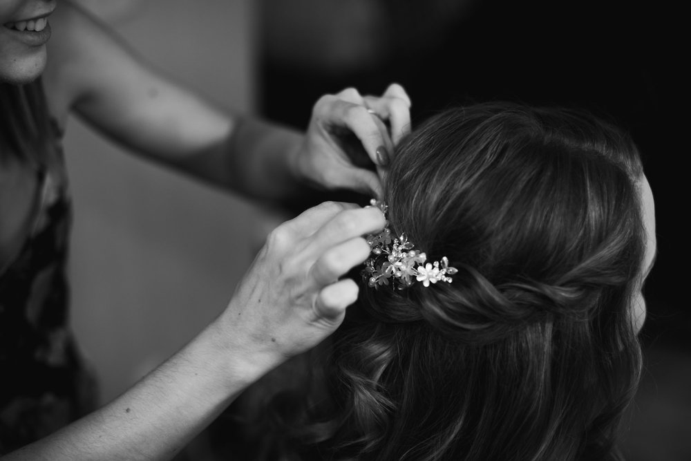 Natalia Nevpornaya, Wedding stylist
