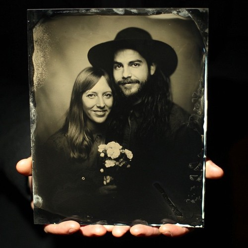 Dating tintype photography