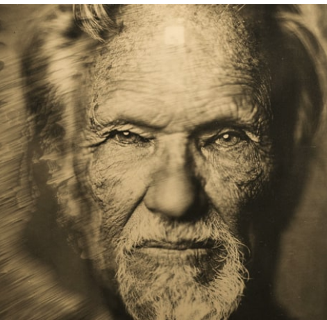 Rolling Stone - Newport Folk Fest: See 'Ambrotype' Photos of Kristofferson, Costello