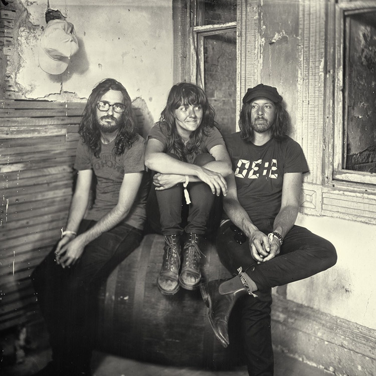 Vanity Fair  - Tintype Portraits of a New Generation of Folk Singers