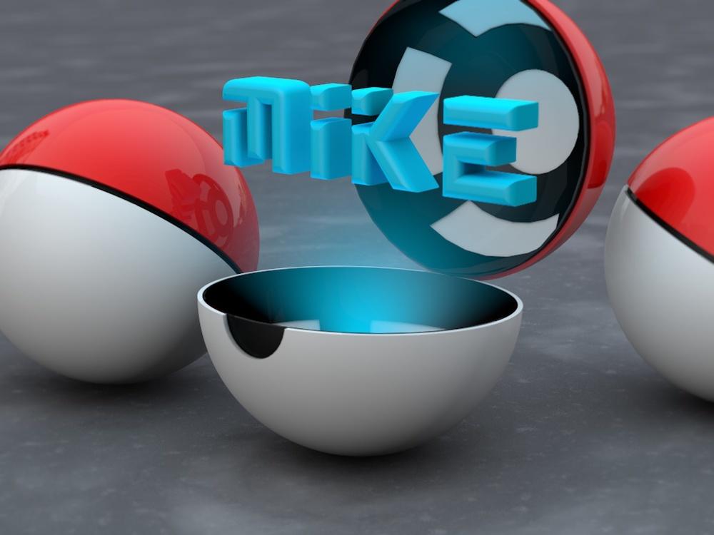 Mike Pokeball
