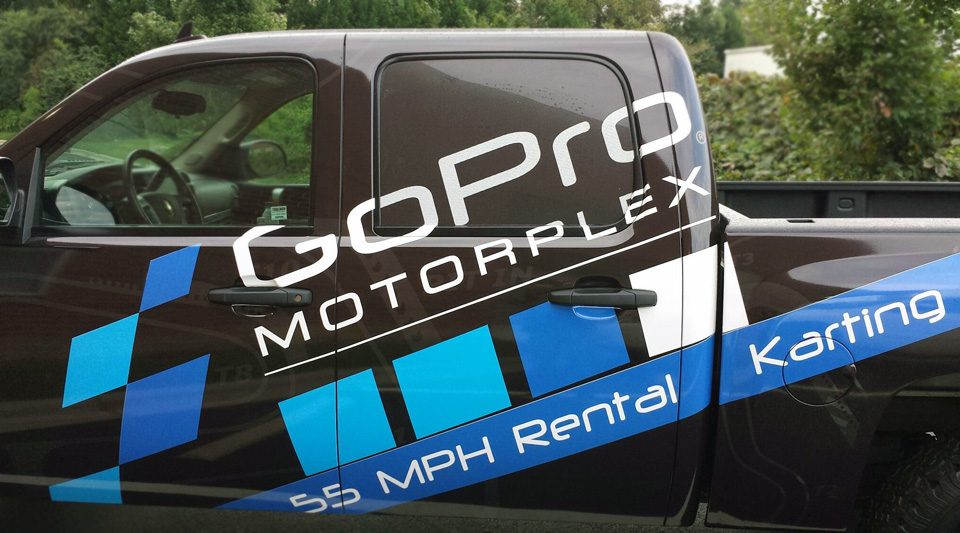 Commercial Graphics Advertise your business with a custom vehicle wrap designed to add to your marketing goals. J6 Ink can wrap anything from tractor trailers, to fleet vehicles, no matter the size or complexity. See More >>