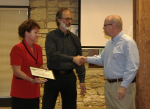 City of Batavia Environmental Commission Certifying Montessori Academy as a Green Business / School