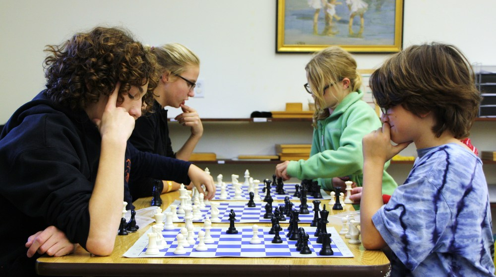 Montessori Academy Batavia Chess Club