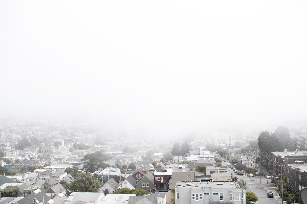 San Francisco Lovely Fog