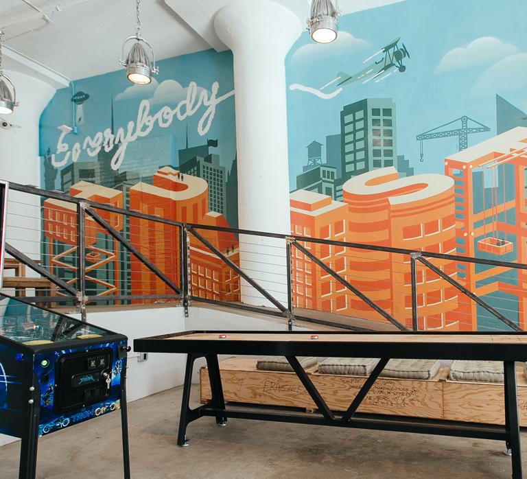 WeWork Installations II
