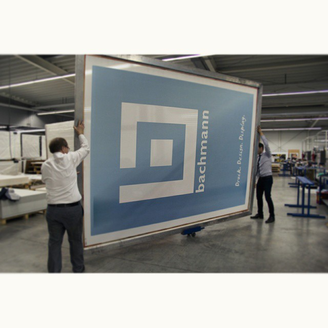New Project: Imagefilm.  #bachmanndruck #largeformatprint #Siebdruck #FamilyBusiness #grossformatsiebdruck #PointofSale #schloßholtestukenbrock  #DerSiebdruck #Printing #screenprinting #silkscreen #bachmanngmbh #bachmann #ostwestfalenlippe #owl #gütersloh #Bielefeld #lippe #onsets40i