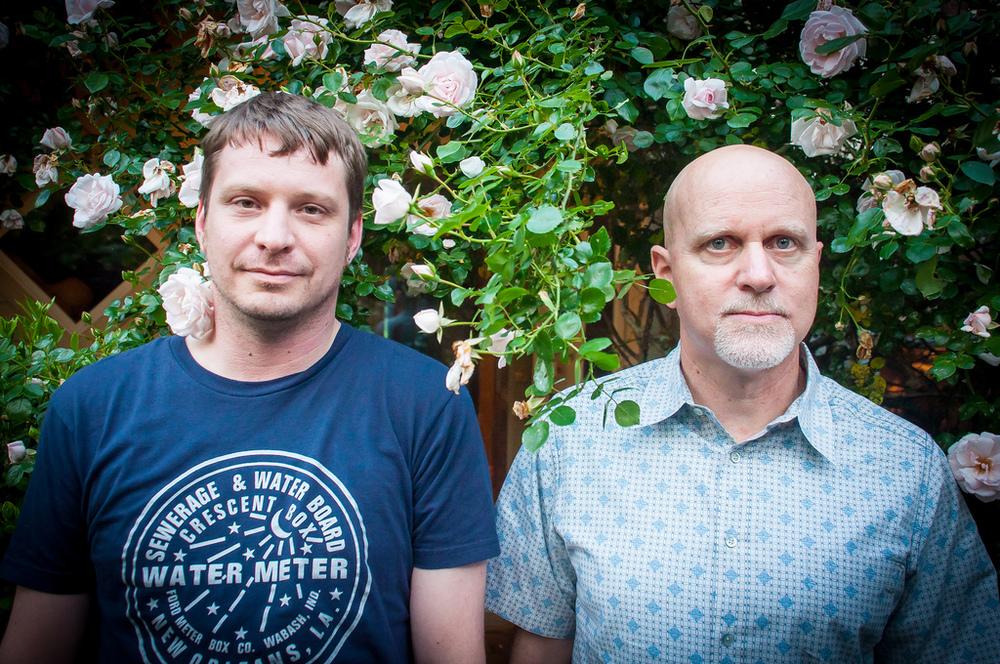 Christian Birk & Jim Combs - Photo by: JohnMcNicholasPhotography