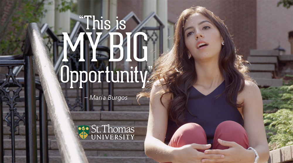 STU 'My Big Opportunity' Campaign