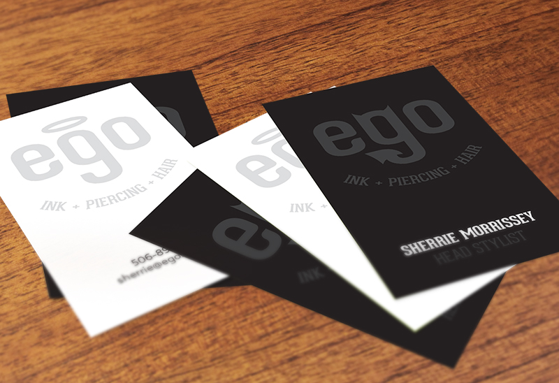 Ego Business Cards