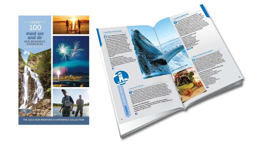 2015 New Brunswick Tourism Experience Collection