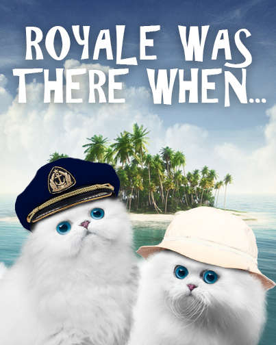Royale Facebook Post