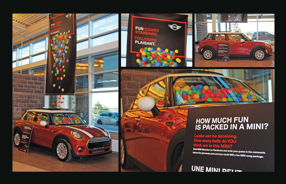 "Mini Moncton ""Ballpit"" Airport Installation and Social Media Campaign"
